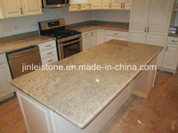 Kashmir White Granite Island Top / Kitchen Top