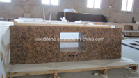 Giallo Fiorito Granite Kitchen Countertops