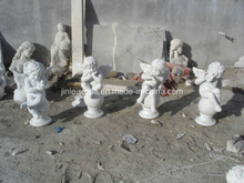 Carrara White Marble Angel Sculpture for Garden/Figure Statue/Figure Sculpture